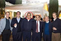 Socio mayoritario Rafael Olvera