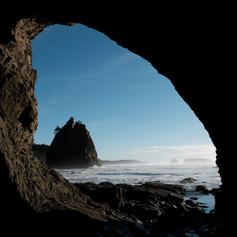 Hole in the Wall - Pacific Coast WA