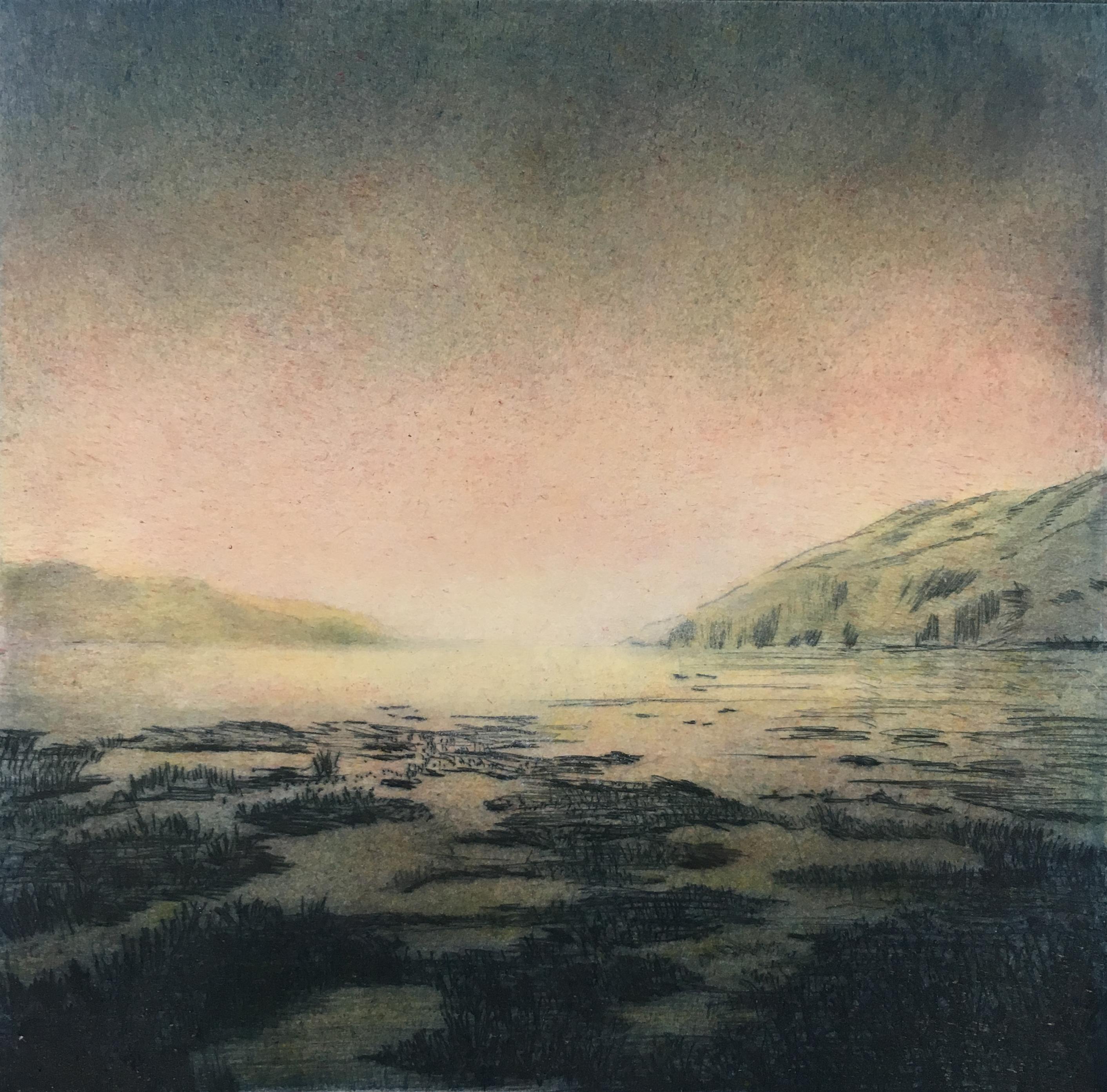 Angela Brookes - Distant Waters  4
