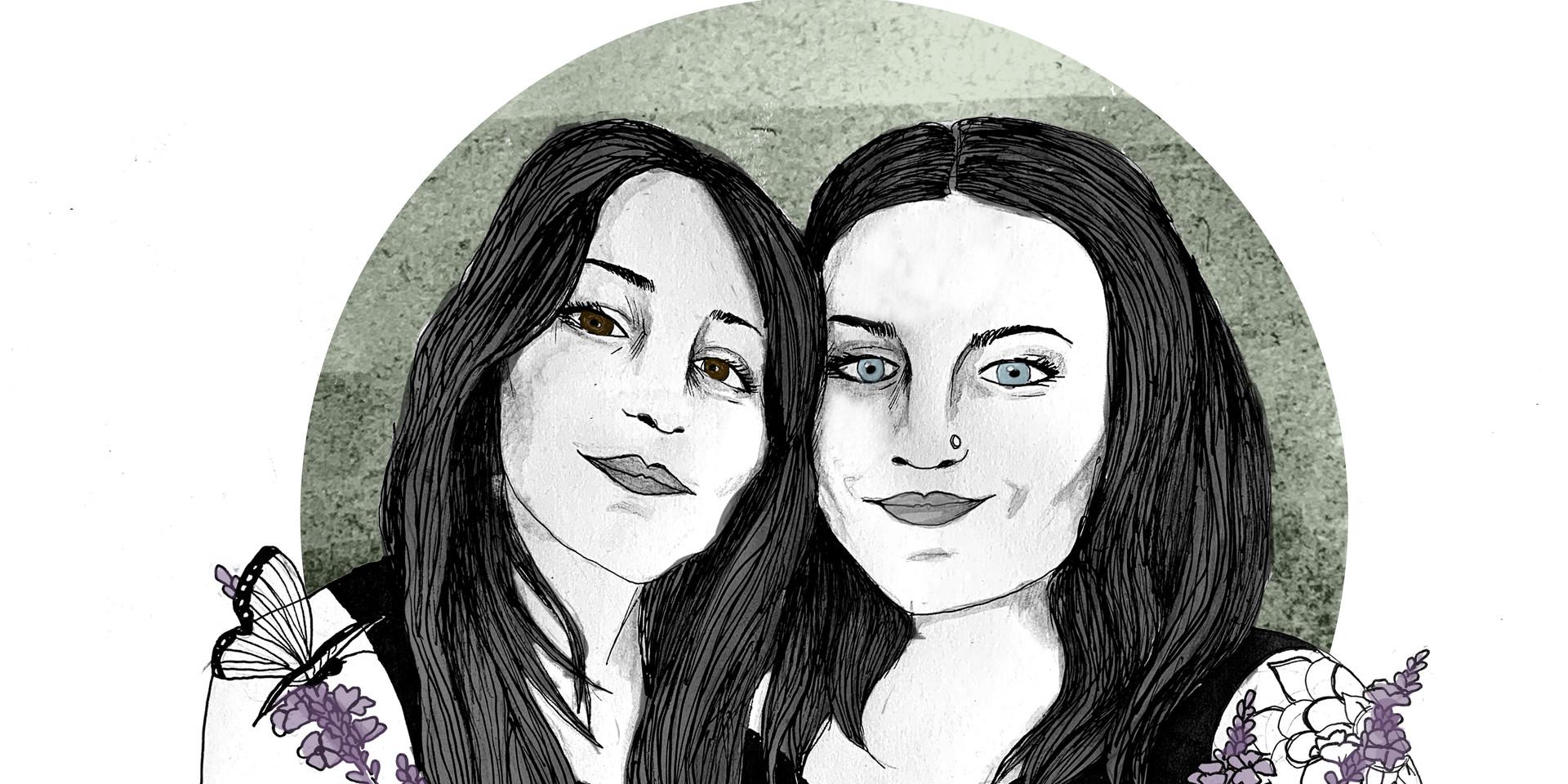 Shawna + Ashley