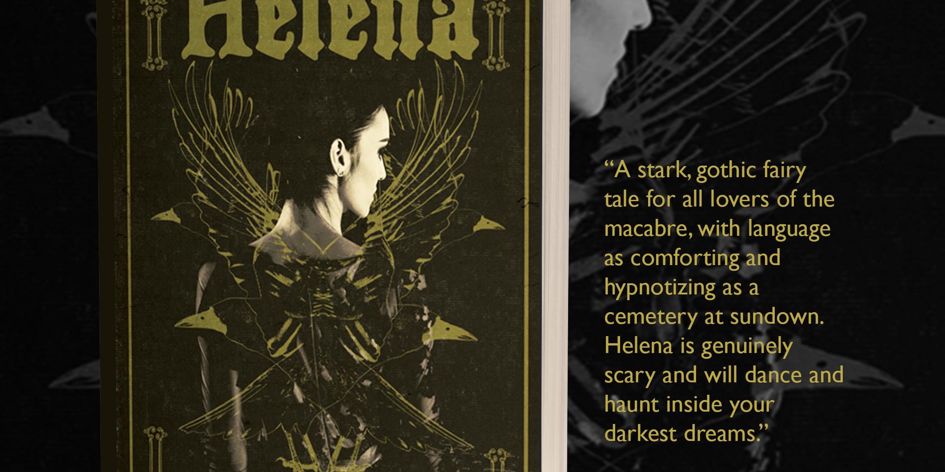 Cover + Blurb #1