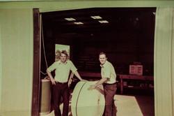 Buzz Hooper & Harry Robb