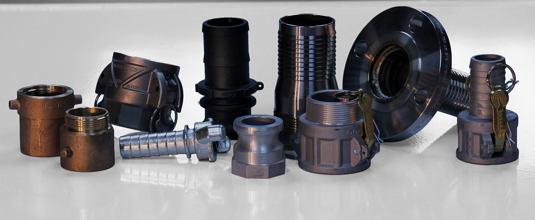 Fittings / Couplings / Clamps