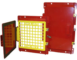 Safety Inspection / Access Door