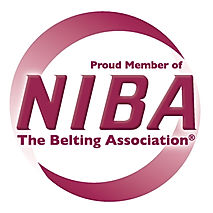"NIBA, Belt Association, Belt Safety, Belting, Conveyor Belt Association, ""V"" polyurethane Belting  Alligator Lacing Apache Mills  Belt Belt Clamp Belt Cleaner Belt Cleat Belt Conveyor Product  Belt Cutter Belt Fastener Belt Lacer Belt Lifter Belt Plow Belt Positioner Belt Skiver Belt Trainer Black Rubber   Bolt Breaker Bolt Clamp Braided Packing C4401 Carded Hook Cleat  Cleated Belt  Closed Cell Sponge  Cloth Inserted Rubber Cloth Inserted Sheet  Conshear Conveyor Conveyor Belt  Conveyor Belt Cleaner Conveyor Belt Fastener Conveyor Belt Idler Conveyor Belt Pulley Conveyor Belt Repair Conveyor Skirting Crown Matting Cutter Cutting Kit Dock Bumpers Door Stripping EPDM European Belt EPR EPT FDA Rubber  Flexco Flexco Fastener Flexco Lacing Food Grade Rubber Food Grade Silicone Forbo Green UHMW Gum Rubber  Gum Rubber Sleeve Gum Sleeve  Head Pulley  Heavyweight Conveyor Belt  High Density Polyethylene High Temperature Rubber  Hinge Lacing Hinge Fastener  Hinge Hinge Pin Hinged Holz Idler  Im"