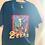 Thumbnail: Drummer boy hand painted tshirt
