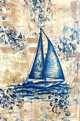"Natures Views - ""Off to Sail"""