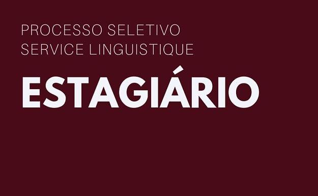 Processo seletivo para Serviço Linguístico Consulado da França