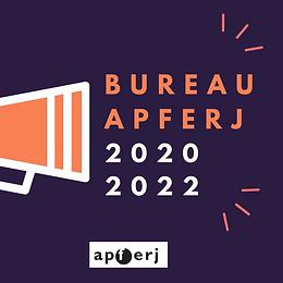 Bureau APFERJ 2020-2022