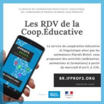 Les RDV de la Coop. Éducative