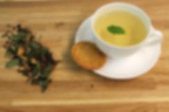 Hvid te rig på antioxidanter