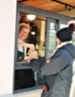 Winther's To-Go luge lige ud til kongensgade i Odense