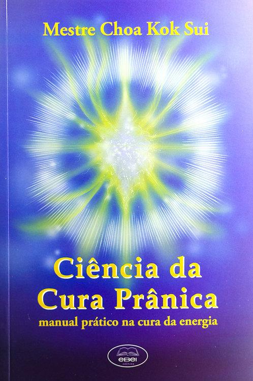 Ciência da Cura Prânica - Frente