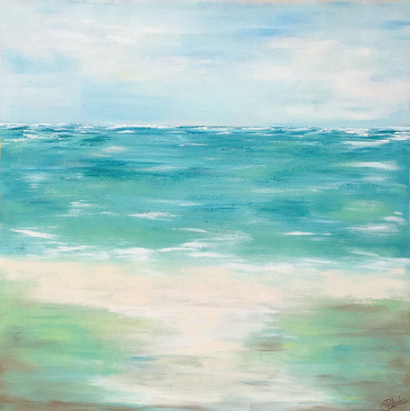 Seaside Dreams Print