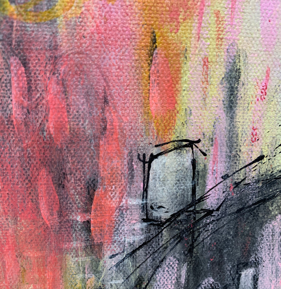 'Night Out' Close Up