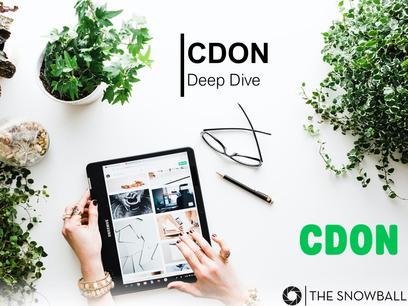 CDON (CDON.SS) | Deep Dive