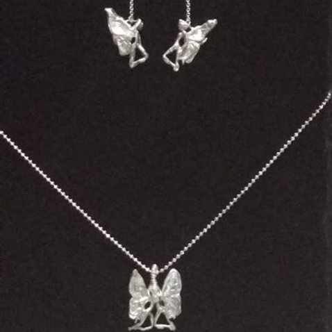 Sterling Silver Fairy Frenzy