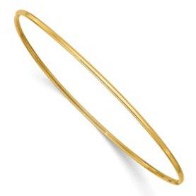 14kt Gold Bangle Bracelet