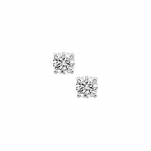 .15 Cttw stud Earrings