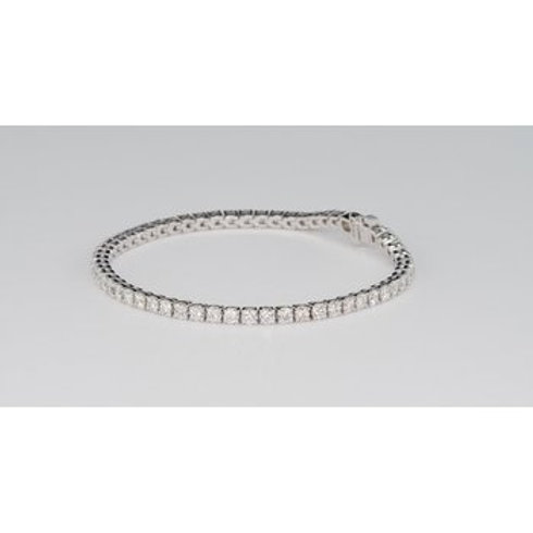 5Ct Tennis Bracelet With Regality Diamonds