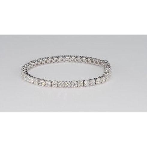 10ct Tennis Bracelet With Regality Diamonds