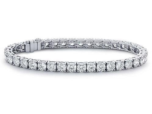 4Ct Tennis Bracelet with Regality Diamonds