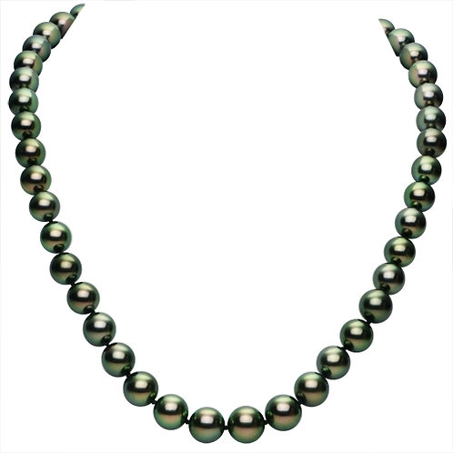 AAA Imperial Tahitian Pearl Strand 8-10.5MM