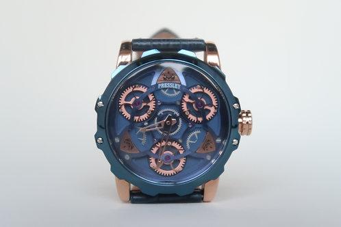 "Pressley Collection- ""Triad"" Men's Luxury Watch"