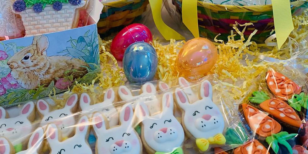 Easter Cookies - pre orders coming soon