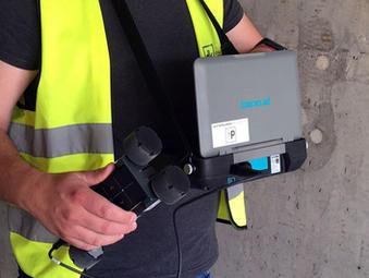 Proceq Profometer 650AI lokalizacja zbrojenia