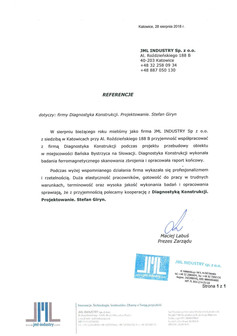 JML Industry Sp. z o.o.