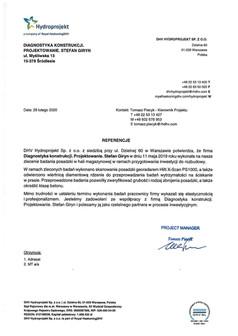 DHV Hydroprojekt Sp. z o.o.