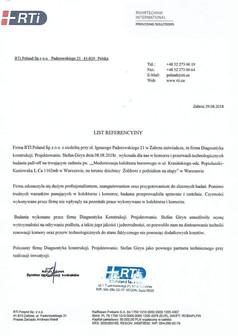 RTi Poland Sp. z o.o.