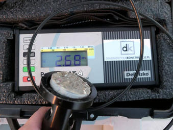 DeFelsko Positest AT-A badanie pull-off