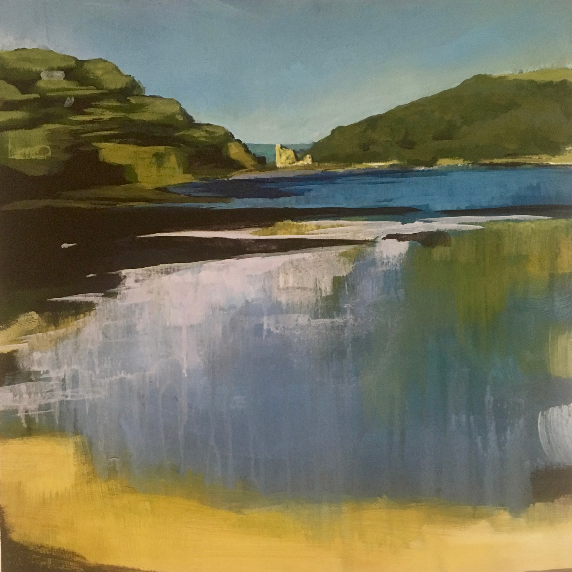 Salcombe in August