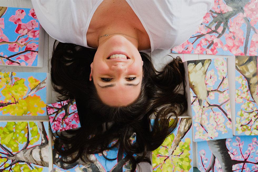 Emz Finch Art Joanna Nicole Photography