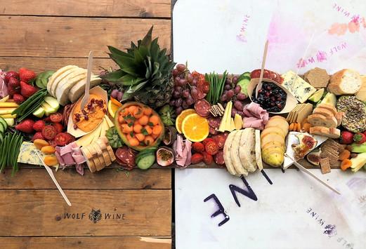 Wolf Wine - Wine + Graze - Summer Feast