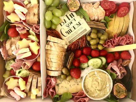Large picnic box - adut and kids section