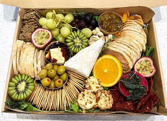 Grazing Picnic Boxes - Vegetarian