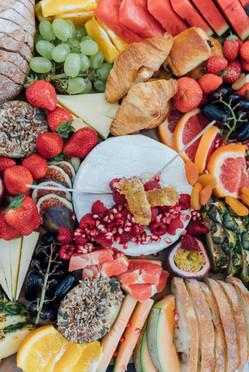 Breakfast Grazing Platter - Photo Courtesy of Tom Shenton