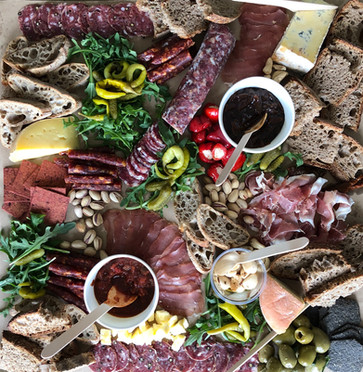 More than 'meats' the eye Grazing Platter