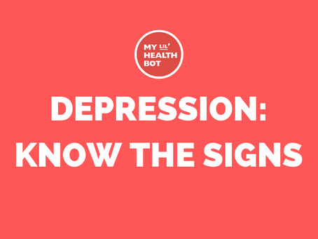 Depression: Know the Signs