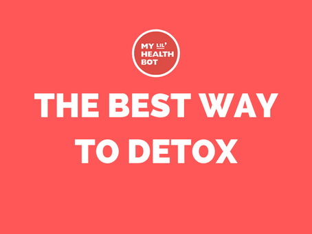 WANT TO DETOX THIS SUMMER?