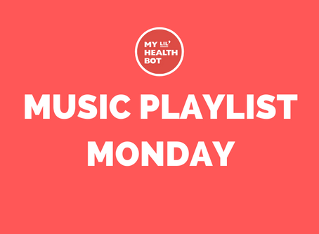 Music Monday Playlist