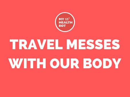Common Travel Ailments Explained...