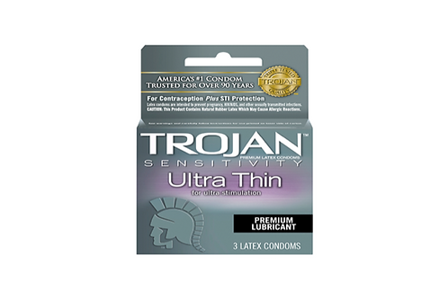 Trojan Ultra Thin Condoms