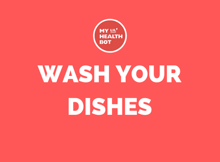 Guide to Washing Dishes