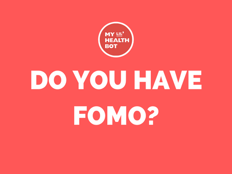 What is really is FOMO???