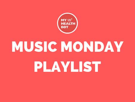 #5 Music Monday