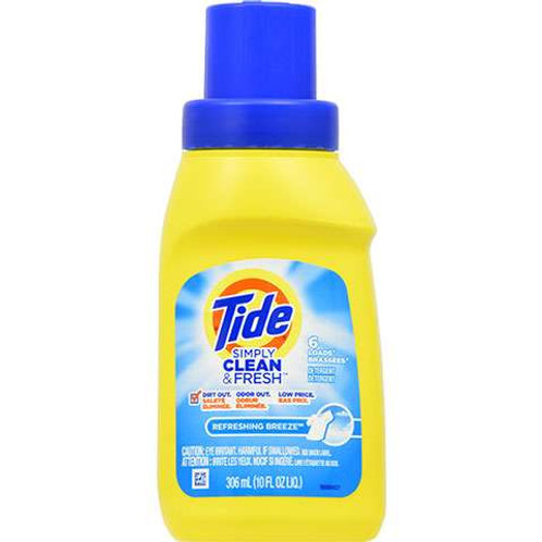 Tide Simply Clean laundry detergent